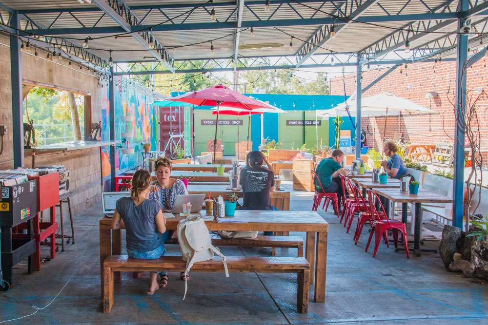 Spoke Bicycle Cafe — New Eatery in Frogtown