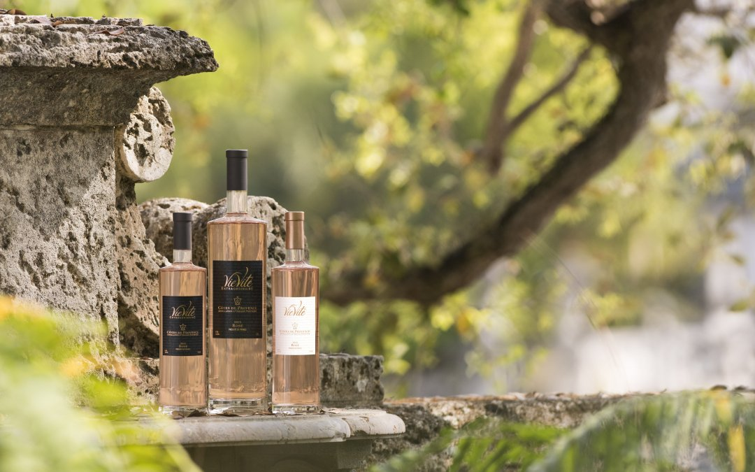 VieVité Cotes de Provence Highlights Its Summer Rosé Offering