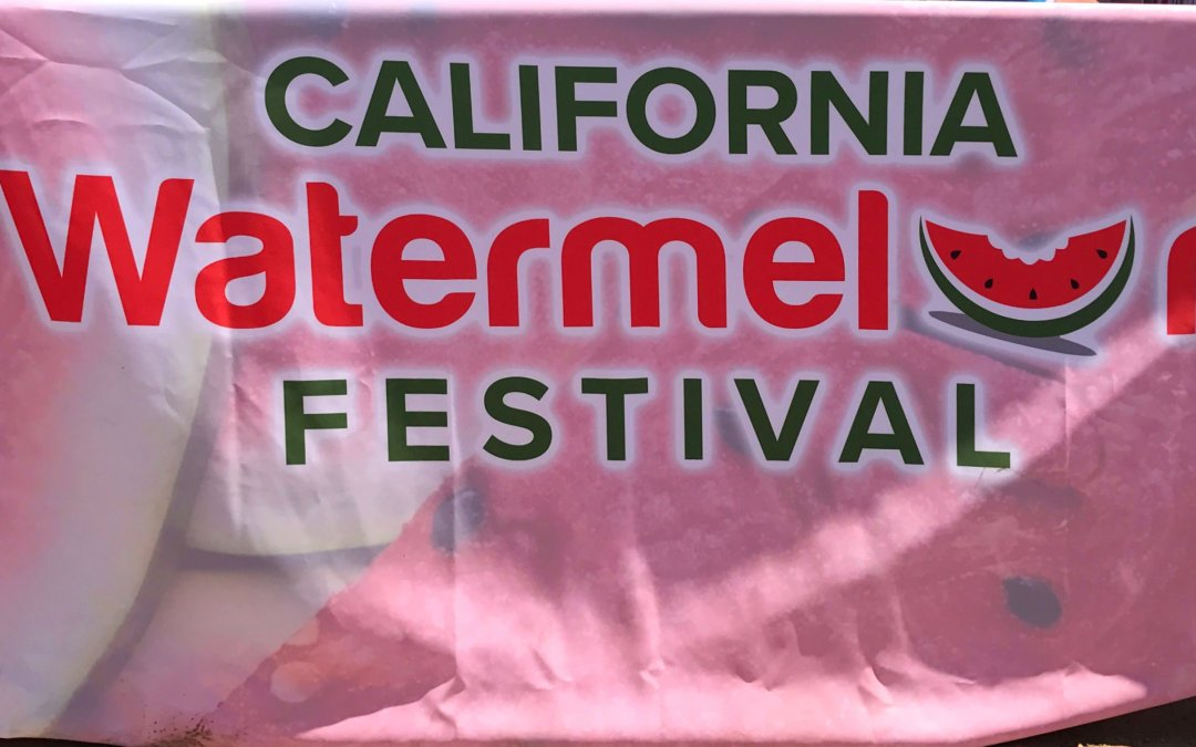 The California Watermelon Festival: Summer's Sweet & Nutritional Fun