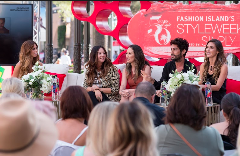 Influencers and Industry Experts Take Over Fashion Island for StyleWeekOC®