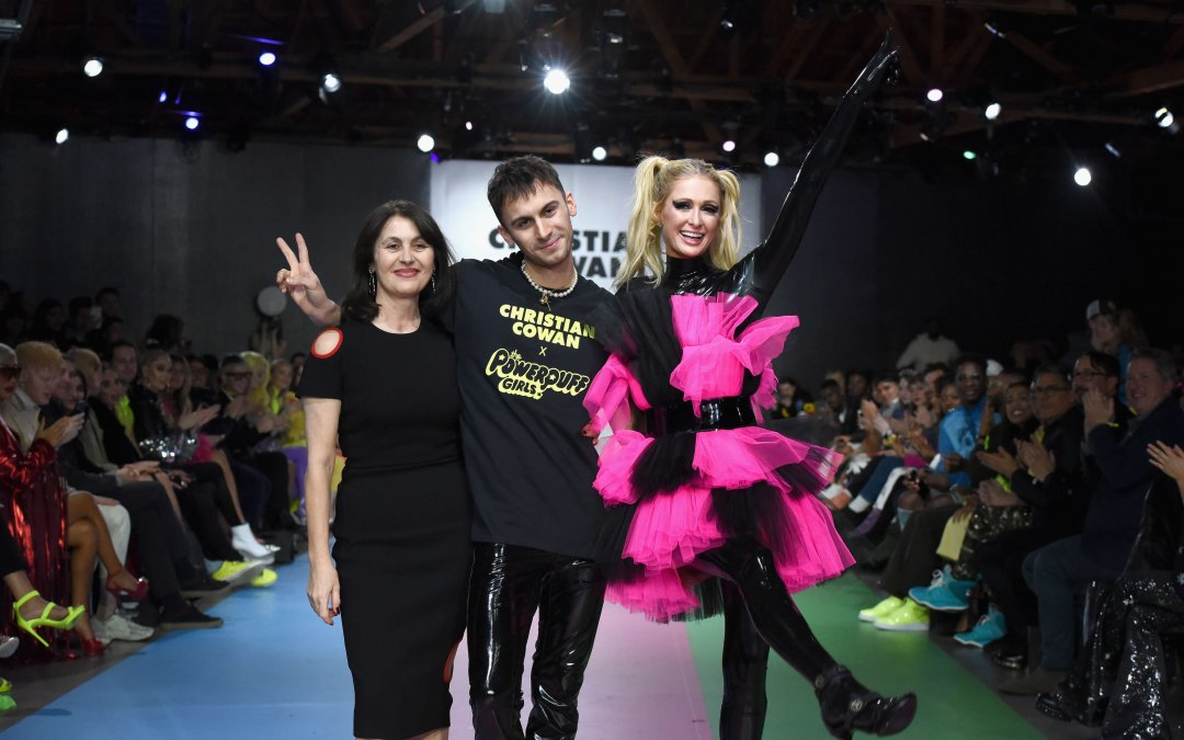 Christian Cowan Wows L.A. with Powerpuff Girls Inspired Collection