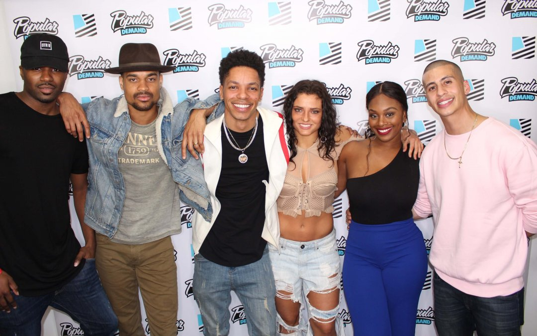"Cast of ""Step Up: High Water"" Celebrates Second Season Screening Event with Popular Demand"