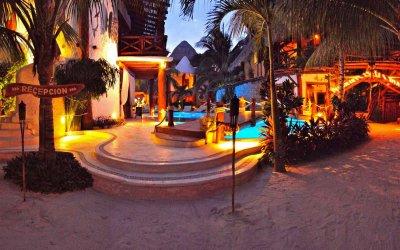 Mexico's Blue Lagoon