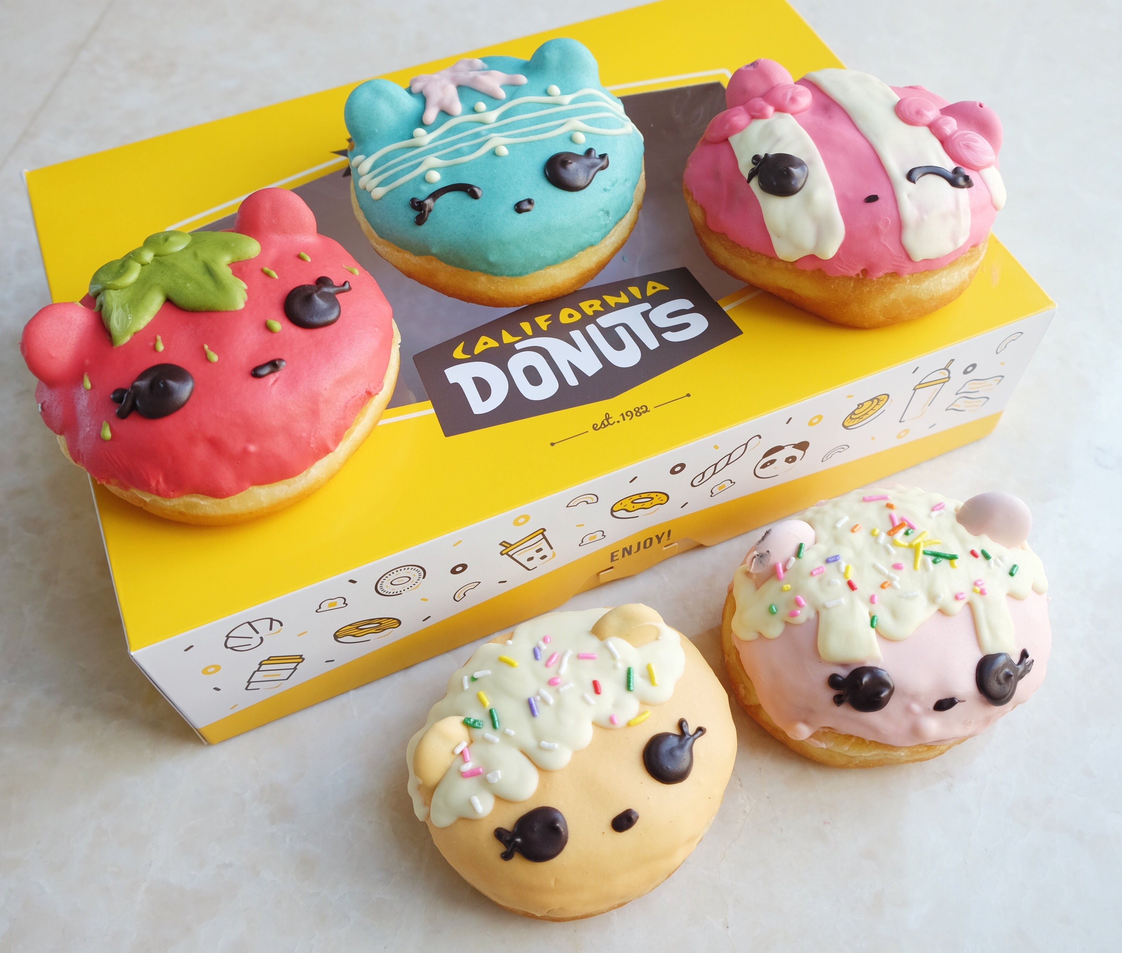 Limited Offer: California Donuts x Num Noms Treat + Free Toy