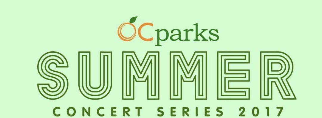 OC Parks Summer Concert Series