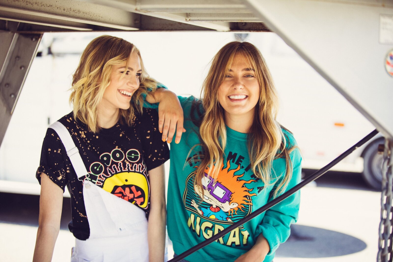 #FlashbackFriday: 90's Nostalgia Comes to Life with Nickelodeon X Love Tribe Collection
