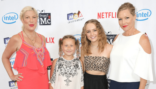 Jennie Garth Hosts Project Mc2 Part 5 Netflix Premiere at The London Hotel