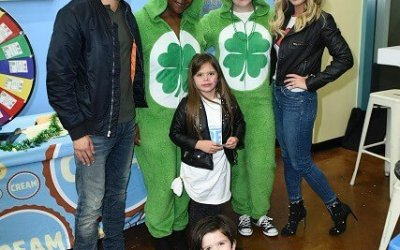 Teddi Mellencamp & Family Attend the Care Bears & CREAM Kick-off Event