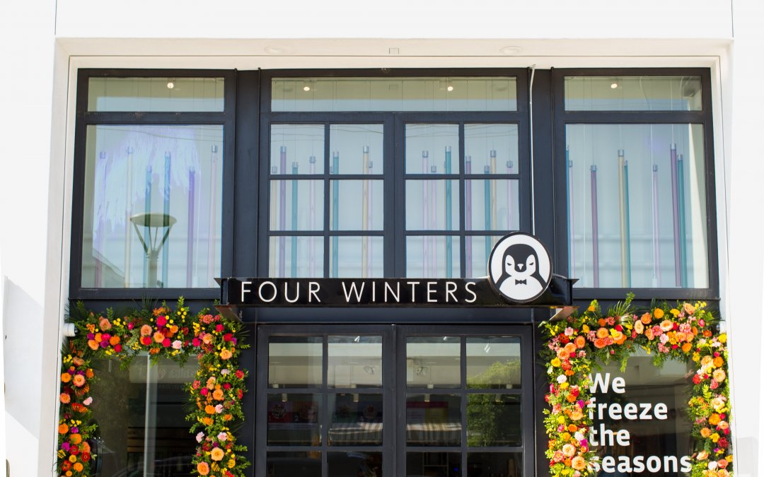 Four Winters Welcomes Fall With New Menu & Free Ice Cream Event!