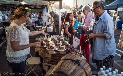 "SEVENTH ANNUAL ""SUNSET & DINE"" SEPTEMBER 27"