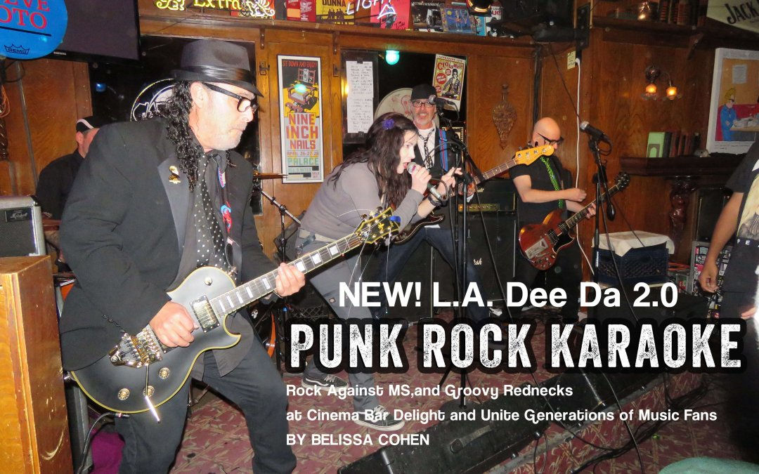 Punk Rock Karaoke | SoCal Magazine