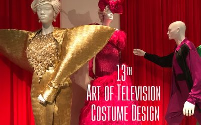 FIDM 13th Television Costume Design Exhibit