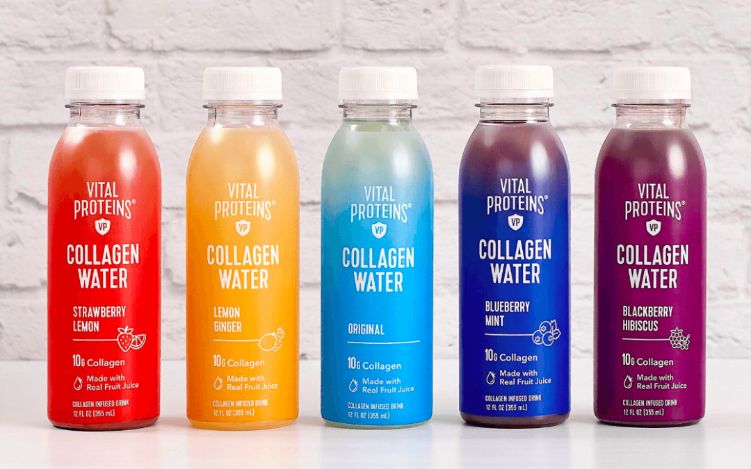 Vital Proteins Collagen Water Hits Costco Shelves