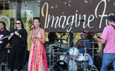 Imagine Fest Brings Music & Yoga to Agoura Hills While Creating Social Impact