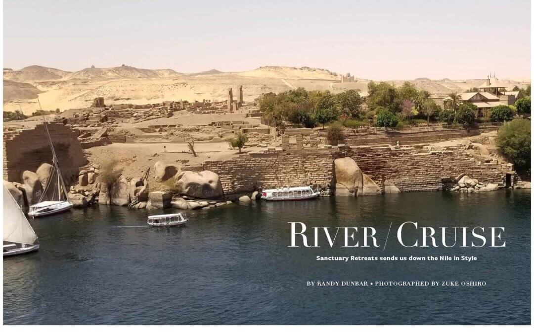 Journey Up the Nile River