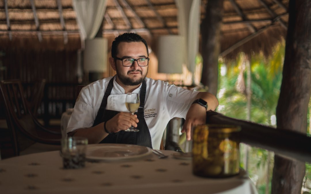 Chef Zamora Brings Latin Flare to Avec Nous