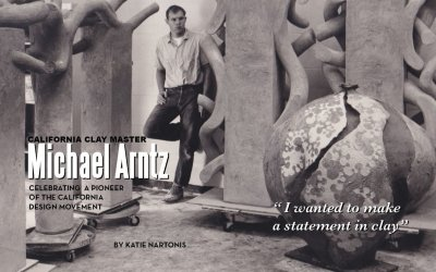 MICHAEL ARNTZ: CALIFORNIA CLAY MASTER