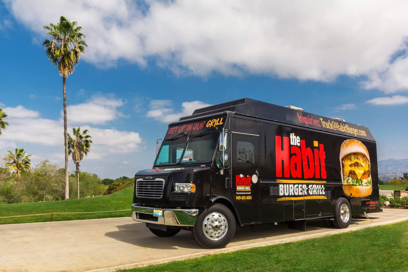 Habit Burger Grill Deploys Food Trucks Throughout Southern CA To Deliver Meals to Frontline Workers