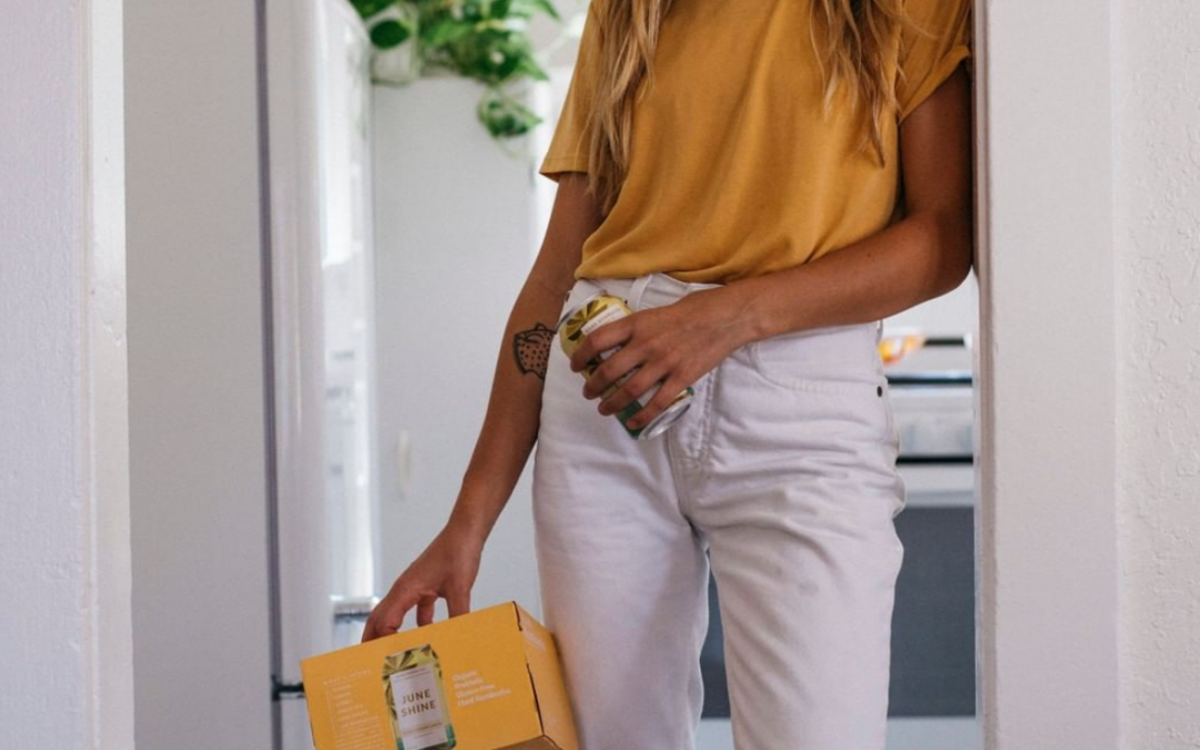 JuneShine is Bringing Hard Kombucha Straight to Your Door