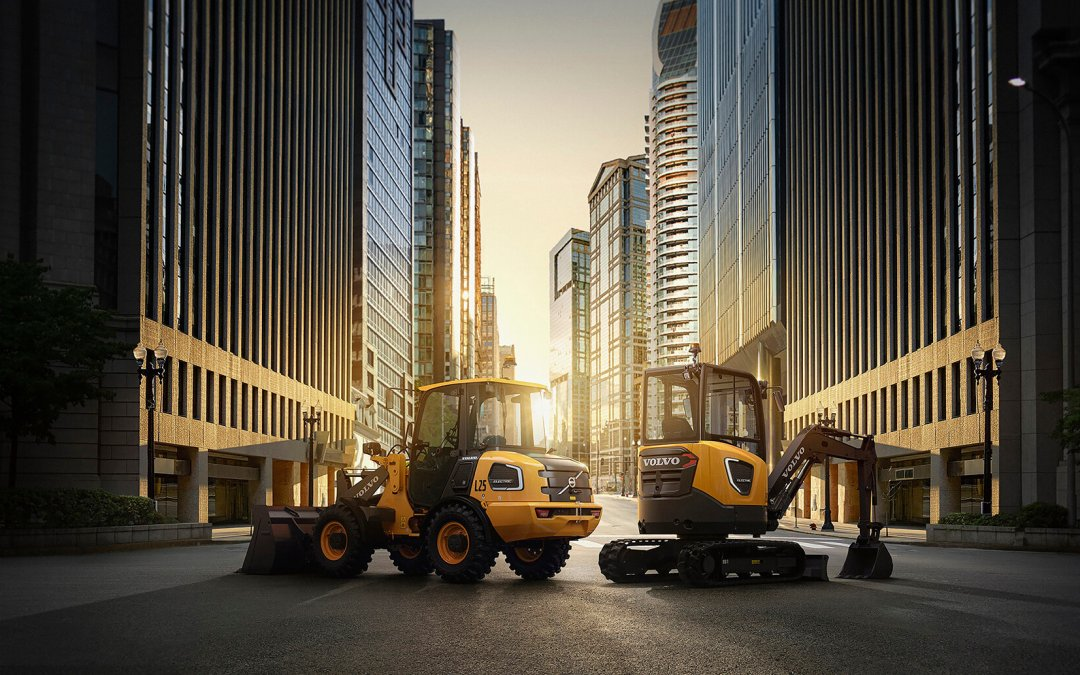 Construction Equipment for a Clean Future