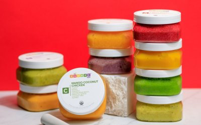 Square Baby Teams with Healthier America to Inspire Healthy Eaters for Life