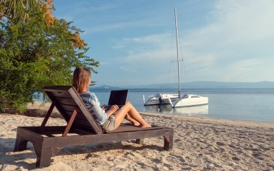 Trending: WorkAways  Take Time Out while Staying Tuned In