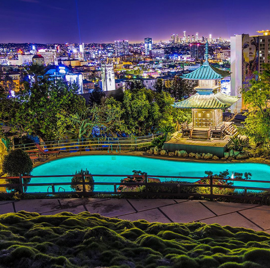 Restaurant Review: Yamashiro in Hollywood