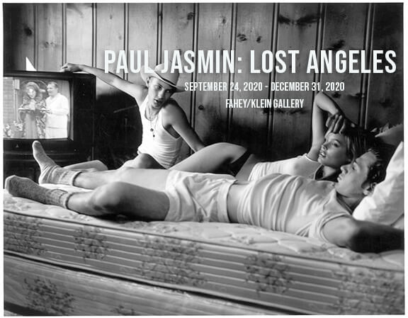 Lost Angeles: The Photography of  Paul Jasmin
