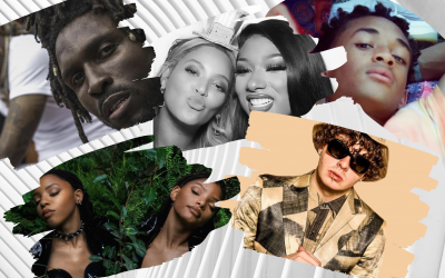 2020'S TOP FIVE SUMMER MUSIC SIZZLERS