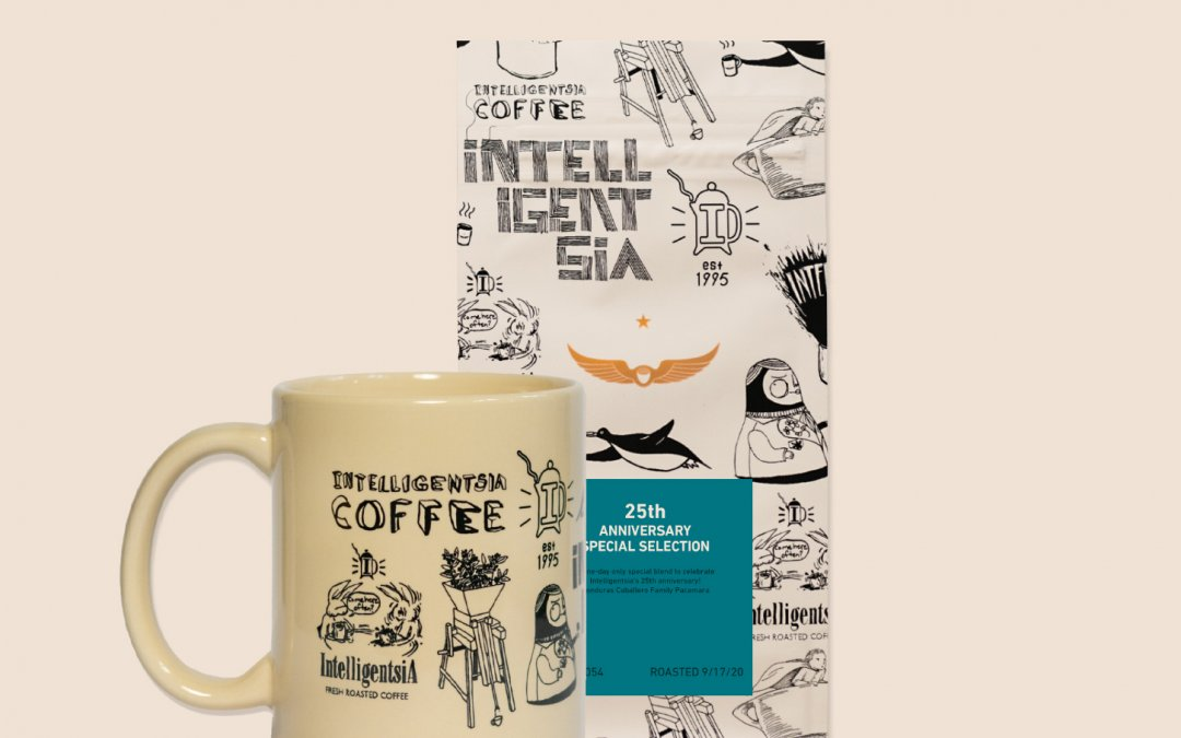 Intelligentsia Coffee Celebrates Their 25 Year Anniversary