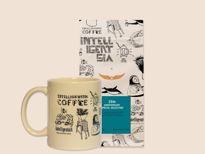 Intelligentsia Coffee Celebrates Their 25 Year Anniversary