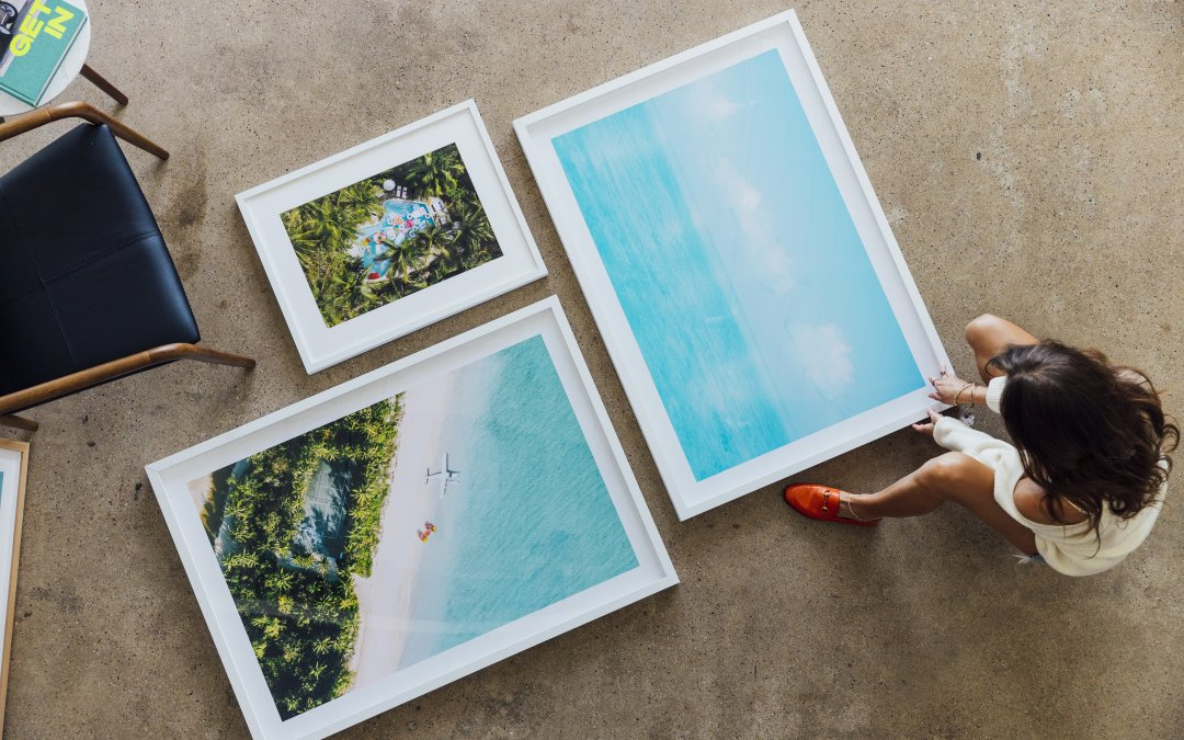 Hold On To Summer with FUNBOY Fine Art Prints