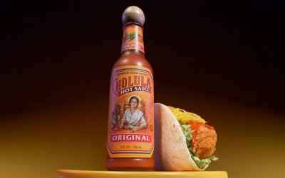 Del Taco Enlists CRYS///P TYGER For Their Limited-Time Cholula Menu
