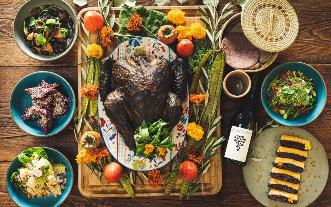 MÍRAME Cooks Up Exclusive Thanksgiving Takeout for Los Angeles
