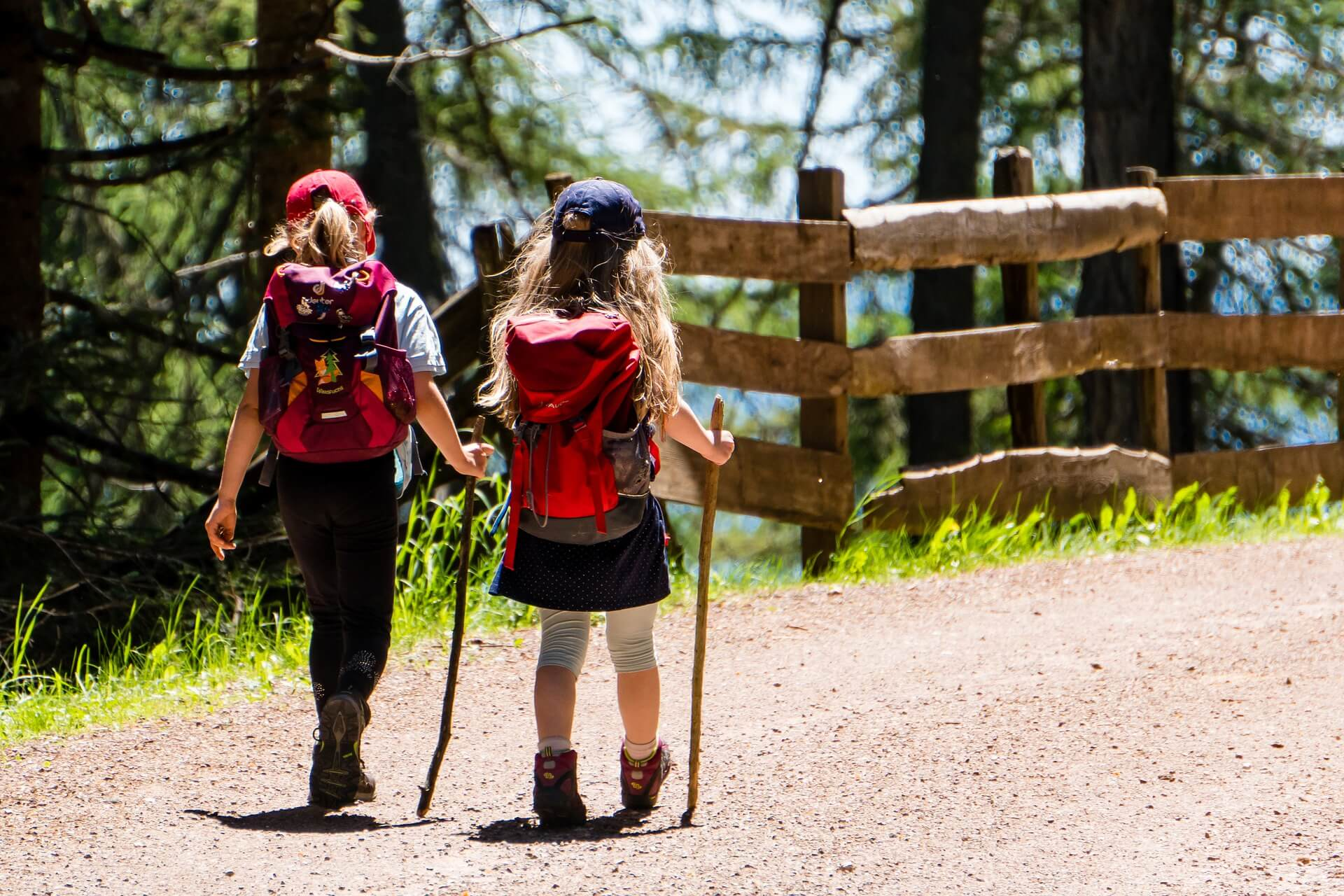 Well-Being through Hiking