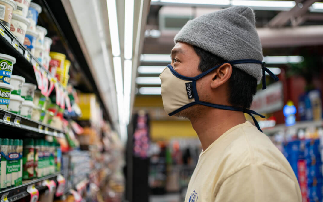 VAST FM Introduces Face Masks that Help the Environment