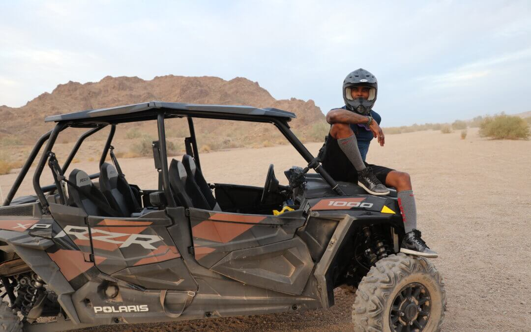 "The Best Lockdown Experience in SoCal Happens ""Off-Road"" – Polaris Adventures"