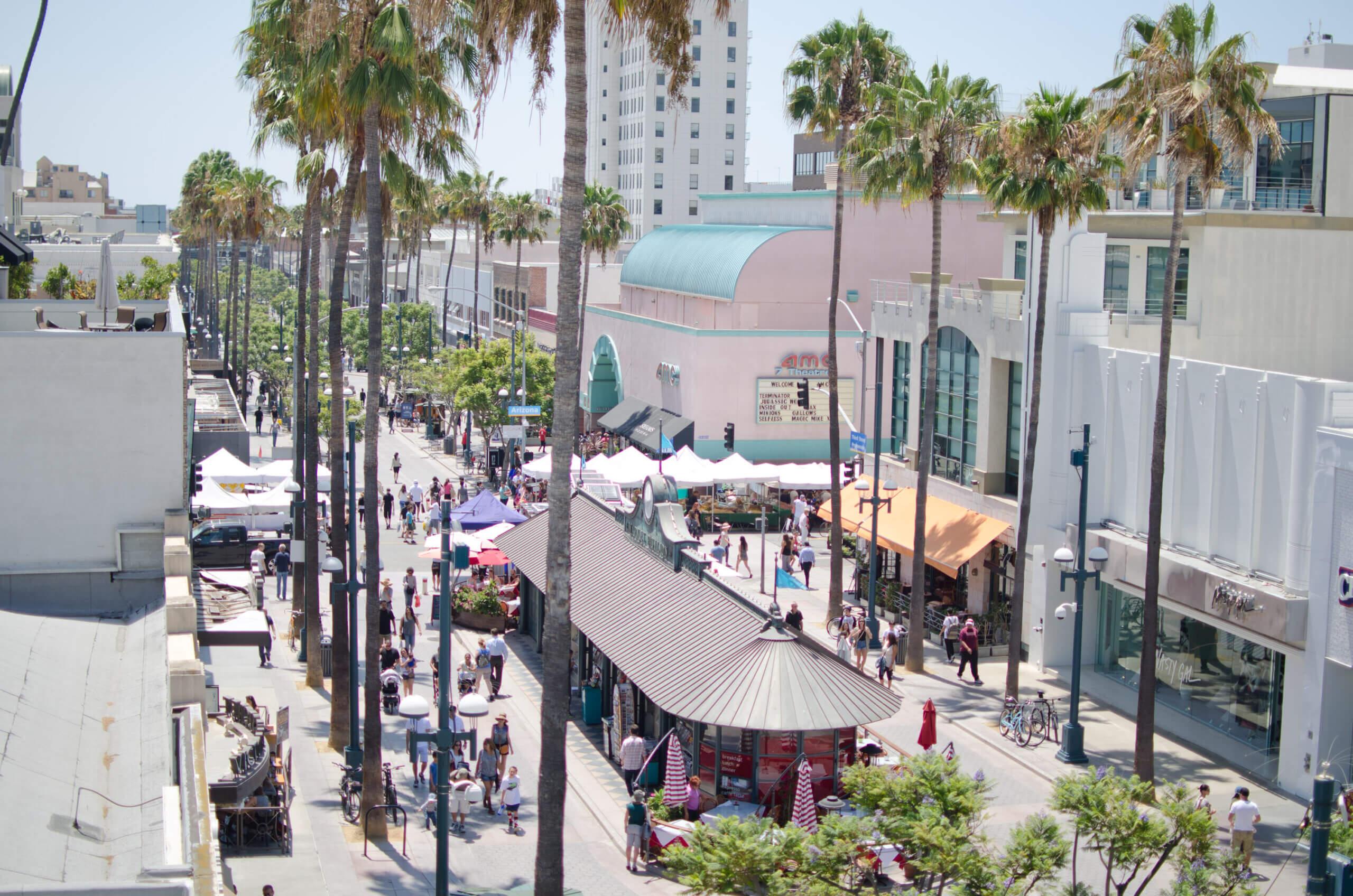 Downtown Santa Monica Inc. Shapes Future of World-Class Third Street Promenade