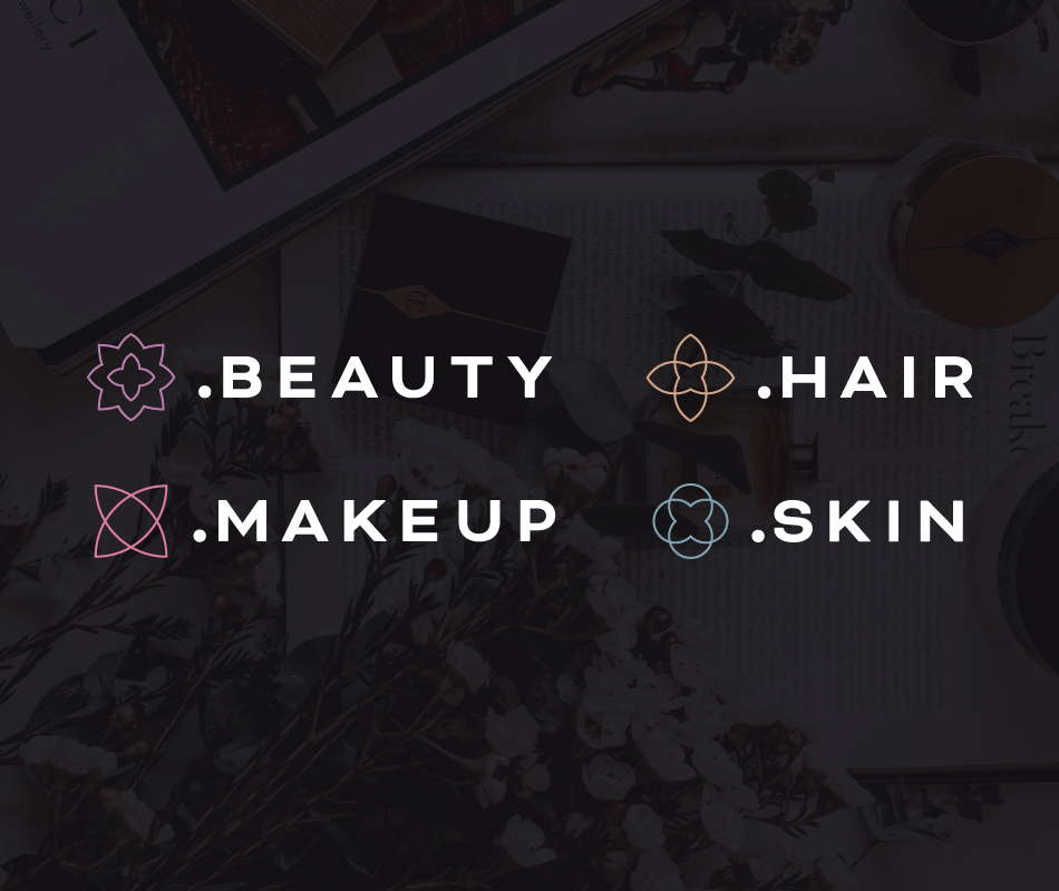 Say Hello to Domain Makeovers: Introducing .Beauty, .Hair, .Skin, & .Makeup
