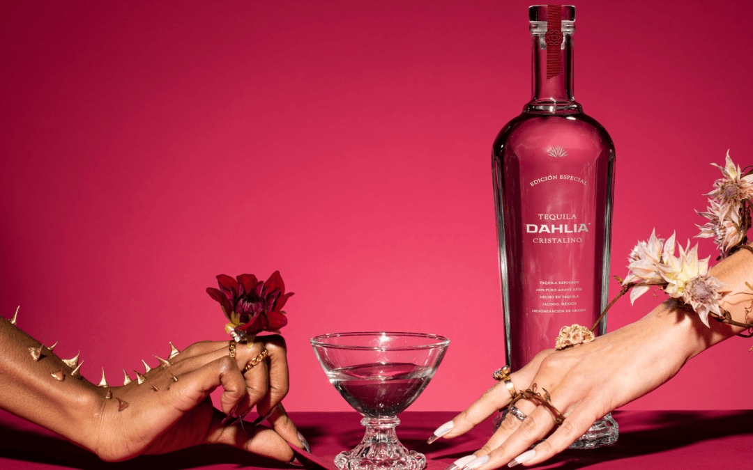 Renowned Mexican-American Duo Launch New Cristalino Tequila, Dahlia