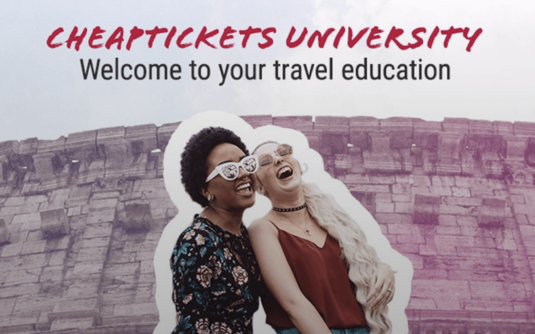 CheapTickets Launches Student Loan Vacation Sweepstakes