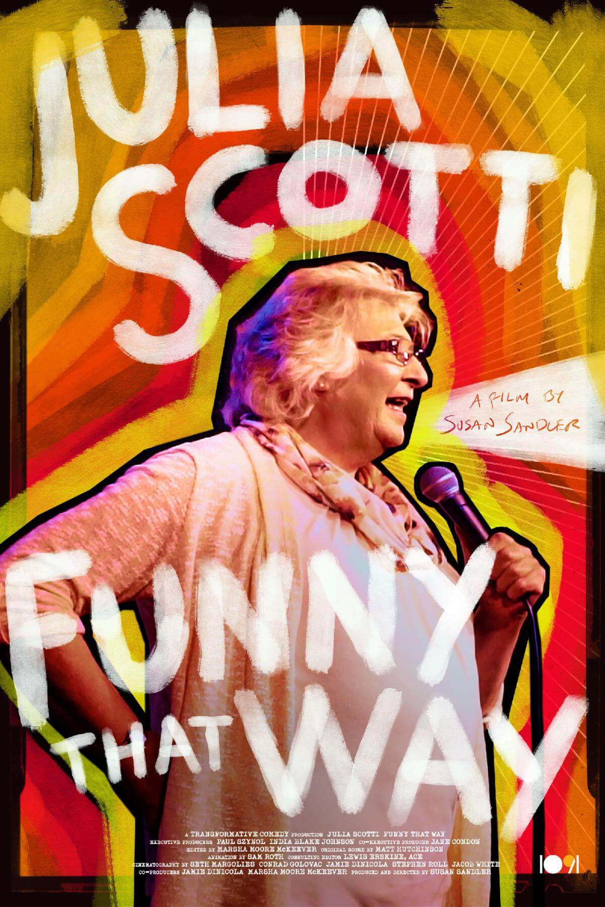 Trans Comedian Julia Scotti Proves Life Really Is Funny That Way