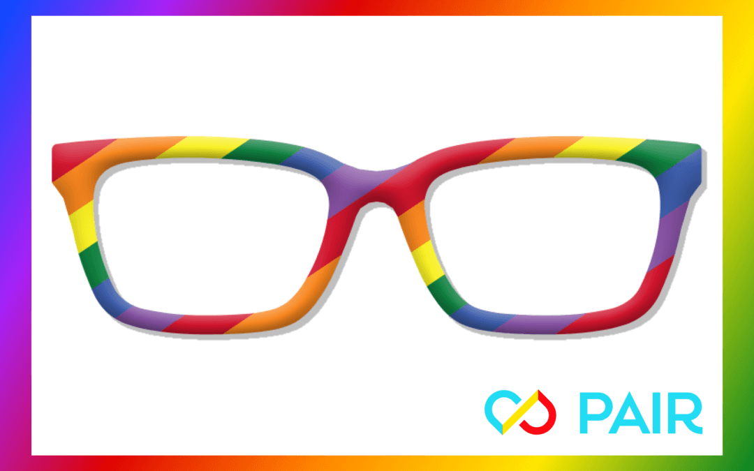 PAIR Eyewear Launches 'Love Wins' Collection, Partners with GLSEN